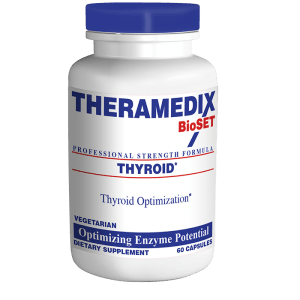 Thyroid, herbal enzyme supplement, uses natural herbs and nutrients, with enzymes to optimize thyroid function give fast relief.