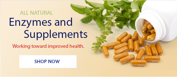 All Natural Enzymes and Supplements