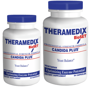 Candida Plus enzyme supplement formulated help balance yeast for healthy intestinal flora, and supports vaginal and urinary health.