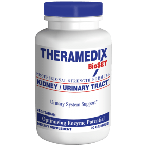 Kidney / Urinary Tract, enzyme herbal supplement, provides urinary tract and kidney support, supporting the regulation of bodily fluids.